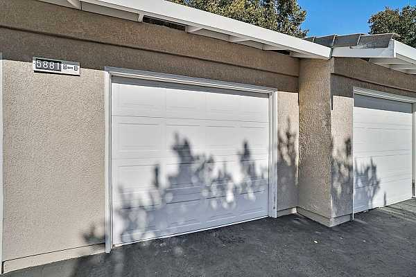 Photo #8 Each home includes a detached single-car garage just steps from your front door.